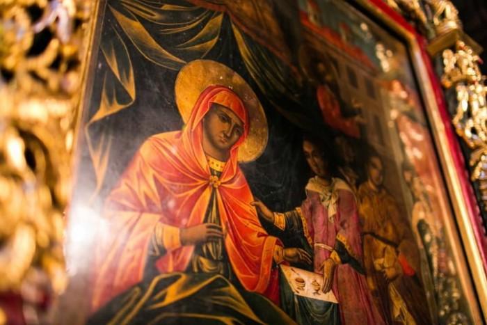 """Богослужения в троянския манастир """"Успение Богородично"""""""