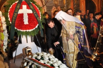 Българския Патриарх Неофит ще отслужи заупокойна света литургия по повод четири години от смъртта на Блажено починалия и незабравим † Български Патриарх Максим
