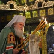 Негово Светейшество Българският патриарх Неофит отбеляза своя 71-ви рожден ден