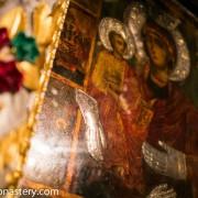 Покана за всенощно бдение в Троянската св. обител