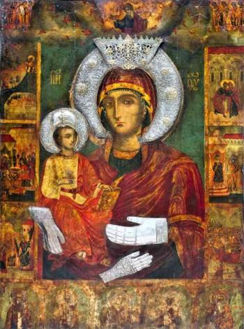Всенощно бдение в Троянския манастир