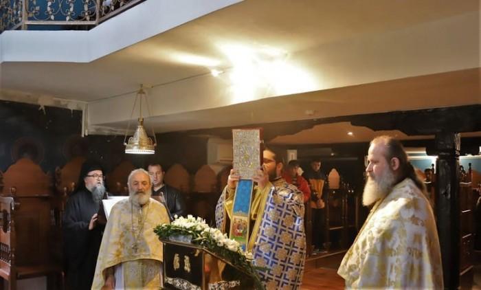 Богоявление в Троянския манастир-06.01.2021