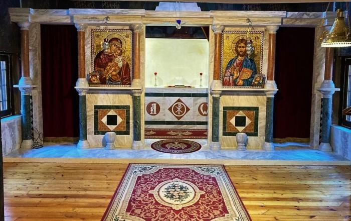 Празника на светите Кирил и Методий в Троянския манастир